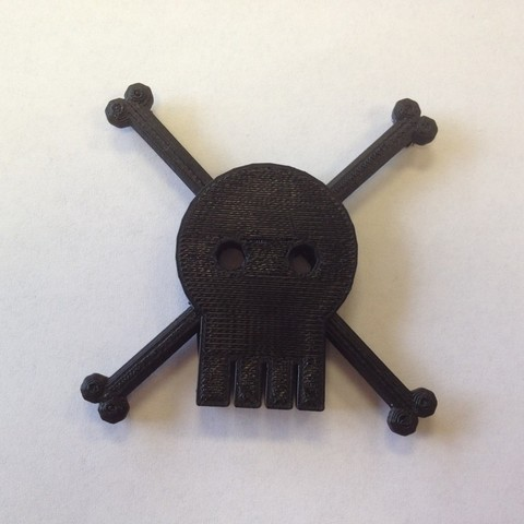 Download free STL file Skull and Crossbones, IsabellaMarques56