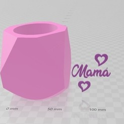 "mate mama foto.jpg Descargar archivo STL gratis MATE ""MAMÁ""  • Plan imprimible en 3D, cristianbrandi015"
