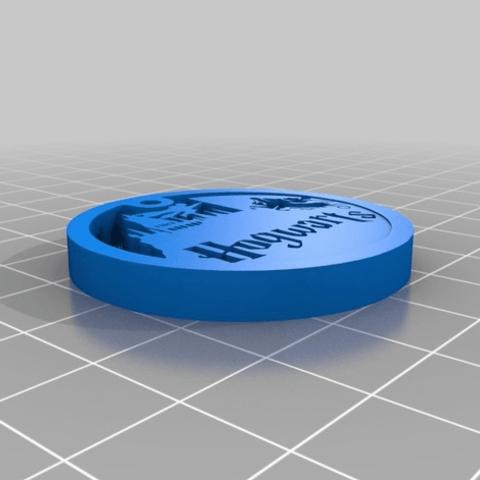 Descargar diseños 3D gratis Pendiente y Colgante Hogwarts, Anubis_