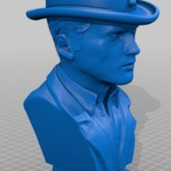Download free 3D printing templates Riddler, Anubis_