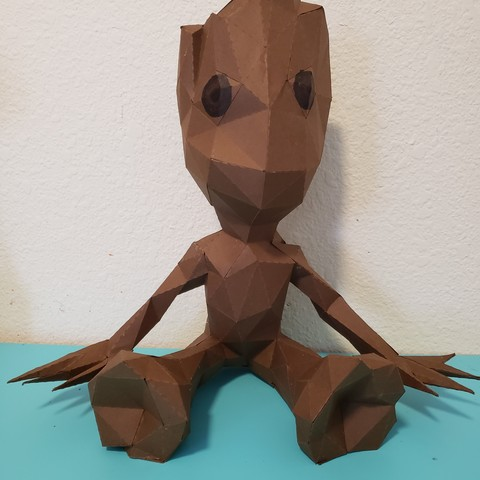 28+ Baby Groot Silhouette Pictures