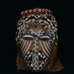 Free 3D model Mask (Ngady Amwaash), Late 19th/mid-20th century, ArtInstituteChicago