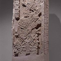 Download free 3D printer templates Stela, A.D. 702, ArtInstituteChicago
