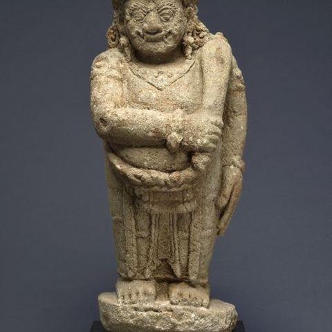 65863_display_large.jpg Télécharger fichier STL gratuit Figurine gardienne (Dvarapala), vers le XVe siècle • Objet imprimable en 3D, ArtInstituteChicago
