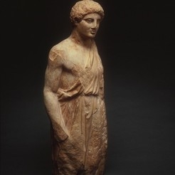 Free 3D model Figure of a Youth from a Funerary Stele (Grave Marker), c. 380 B.C., ArtInstituteChicago