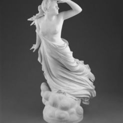 Free 3D print files The Lost Pleiade, 1874–75, ArtInstituteChicago