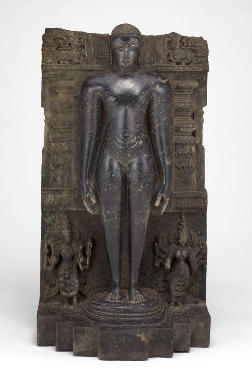 132110_full_display_large.jpg Télécharger fichier STL gratuit Jaina Tirthankara Chandraprabha debout en méditation (Kayotsarga), 12e siècle • Objet pour impression 3D, ArtInstituteChicago