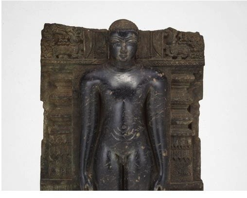132110_display_large.jpg Télécharger fichier STL gratuit Jaina Tirthankara Chandraprabha debout en méditation (Kayotsarga), 12e siècle • Objet pour impression 3D, ArtInstituteChicago
