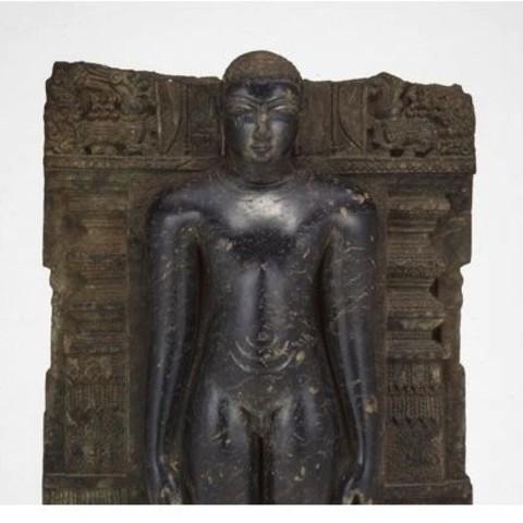 Download free 3D printing models Jaina Tirthankara Chandraprabha Standing in Meditation (Kayotsarga), 12th century, ArtInstituteChicago