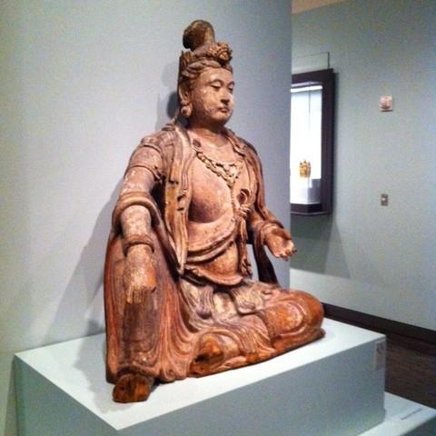 Download free STL file The Bodhisattva Avalokiteshvara, AsianArtMuseum