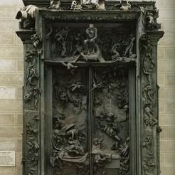 Descargar archivos STL gratis Puertas del Infierno en el Museo Rodin, París, Francia, ArtNerd3D