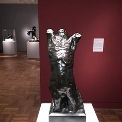 Télécharger fichier imprimante 3D gratuit Narcisse, Rodin, Musée d'art de Portland, ArtNerd3D