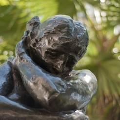 Descargar archivos STL gratis Eva en The Musée Rodin, París, ArtNerd3D