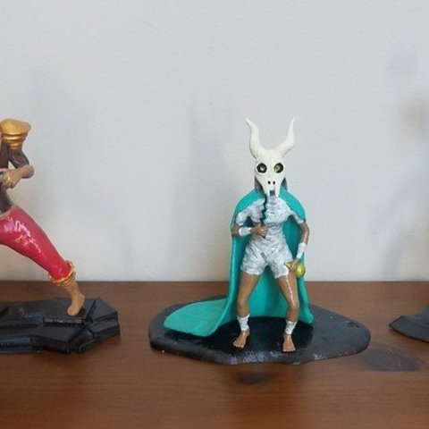 Free STL files Slay The Spire Characters Display, Petethelich