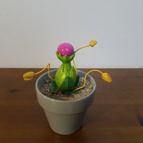 Télécharger fichier 3D gratuit Tuez la plante serpent à flèche, Petethelich