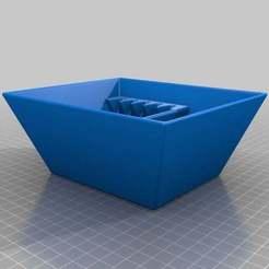 Descargar modelo 3D gratis Lavabo para pinceles de pintura, Petethelich