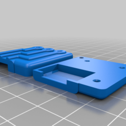 Base_Circuit_USB_drive_factorio_keyring_hole.png Download free STL file Factorio Circuit USB drive • Template to 3D print, Petethelich