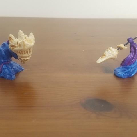 Imprimir en 3D gratis Escudo y lanza, Petethelich