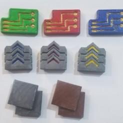 Free 3D printer designs Factorio Fridge Magnets, Petethelich