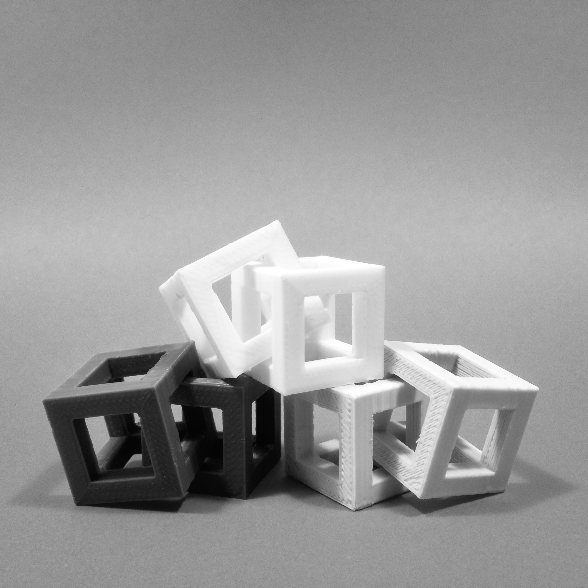 cube-compilation_cults3d_01.jpg Download free STL file CUBE COMPILATION • 3D print template, PRACOWNIA71
