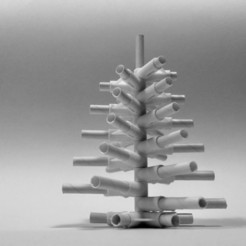 Free STL CHRISTMAS TREE - CONNECTORS KIT, PRACOWNIA71