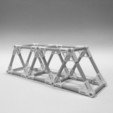 Free 3D model WARREN TRUSS BRIDGE - CONNECTORS KIT, PRACOWNIA71