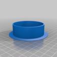 Download free 3D printer model 68mm Grommet for IKEA Rällen Qi Charger, rbm78bln