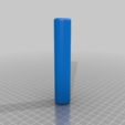 Download free 3D printing designs Hook & Handle for Velux Operating Pole, rbm78bln