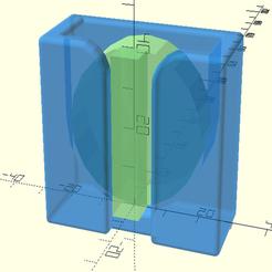 Download free 3D model Tray for Kitchen Sink Plug, rbm78bln