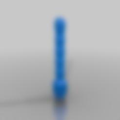 Download free 3D printer model anal douche head v2, rbm78bln