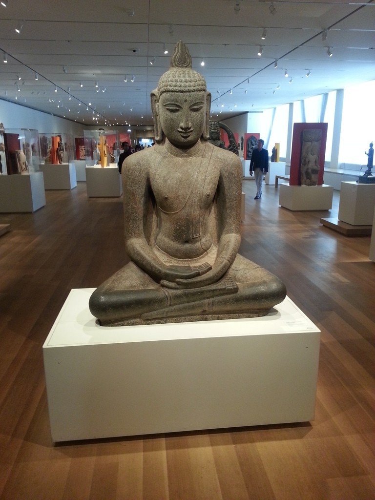 2014-04-01_15.19.44_display_large.jpg Download free STL file Buddha Seated in Meditation (Dhyanamudra), Chola period, c. 12th century, Art Institute of Chicago • 3D printable template, allanrobertsarty