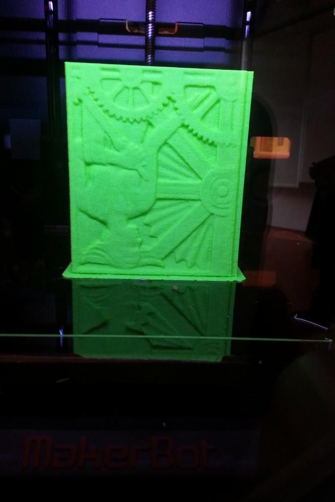 2014-03-07_16.30.32_display_large.jpg Download free STL file Panel from the Ogden Avenue Bridge House • 3D print object, allanrobertsarty