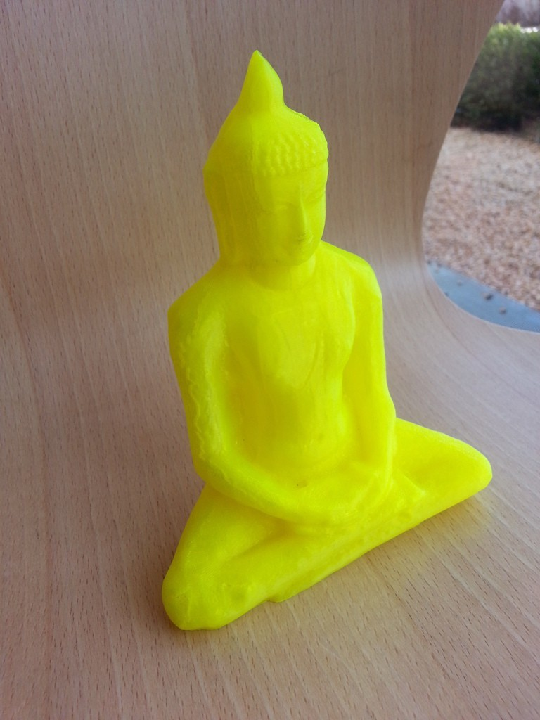 2014-04-01_16.53.36_display_large.jpg Download free STL file Buddha Seated in Meditation (Dhyanamudra), Chola period, c. 12th century, Art Institute of Chicago • 3D printable template, allanrobertsarty