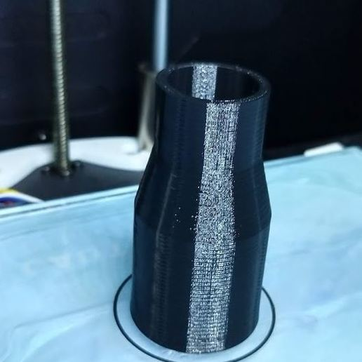 "1.JPG Download free STL file Makita BO5041 sander to 1.25"" hose adapter • 3D printing model, Makerneer"