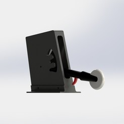 3D print model Gear Lever, Juzeq