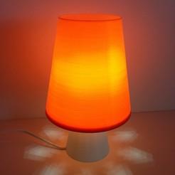 Diseños 3D gratis Lámpara de cabecera de diseño, dominiquerouxserret