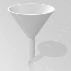 Impresiones 3D gratis Embudo revolucionario, CADastrophe
