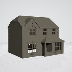 Impresiones 3D Casa Independiente Cumbria, Engauge