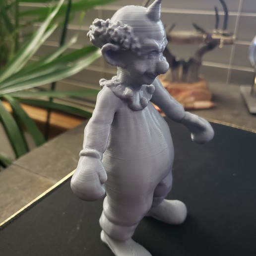 20191114_220911 (2).jpg Download STL file killer klowns from outer space shorty • 3D printable template, drykill_23