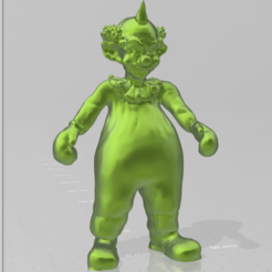 Screenshot (50).png Download STL file killer klowns from outer space shorty • 3D printable template, drykill_23