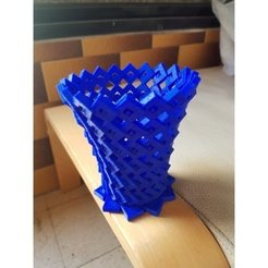 Vase_Structure_synth.jpg Download free STL file Structure Synth Vase • Template to 3D print, evgbourd