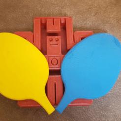 Descargar archivo 3D gratis Malabarista Tom - Easy Maze Puzzle, evgbourd