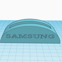 Download free 3D printer designs Dock S6 Edge, corentinlbn40