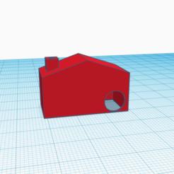 Imprimir en 3D gratis Casa Hamster, corentinlbn40