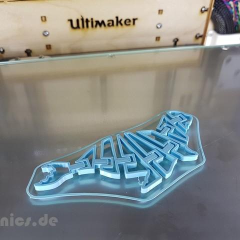 20190508_191739.jpg Download free STL file Flexi Articulated Mini Seadog Seal • 3D printer template, jtronics