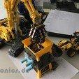 Download free 3D printer designs Shredder V8 Gears, jtronics