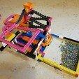 STL file Lego Marble Run Building Block Brick - Set STARTER, jtronics