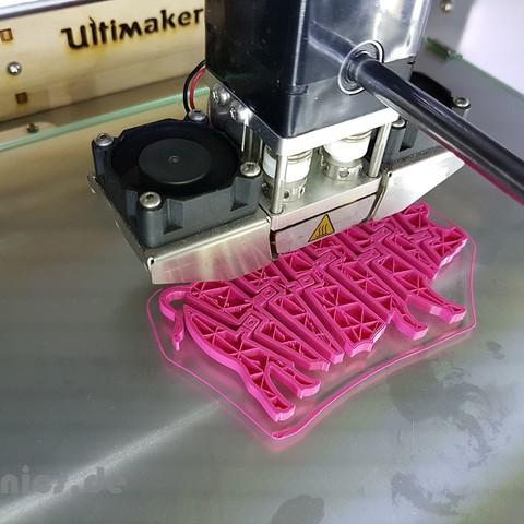 20190509_225359.jpg Télécharger fichier STL gratuit Cochon articulé Flexi • Modèle imprimable en 3D, jtronics