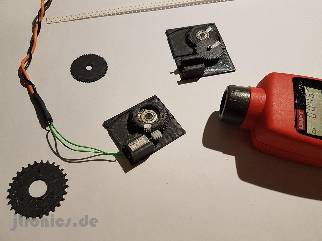 20190319_225802.jpg Télécharger fichier STL gratuit Test d'engrenage à vis sans fin d'alimentation OpenPnp SMT imprimé 3D • Modèle à imprimer en 3D, jtronics