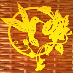 Download 3D printing files Hummingbird 3 (Hummingbird) 2D, sergiomdp01